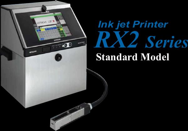 چاپگر صنعتی هیتاچی RX2